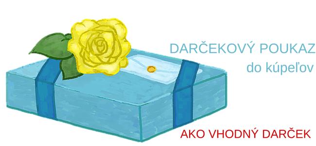 darčekovýh poukaz