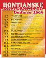 Kultúrny program v Dudinciach