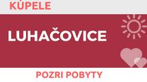 pobyty Luhačovice