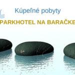 Kúpeľné pobyty – Parkhotel na Baračke