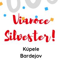 Silvester - kúpele Bardejov