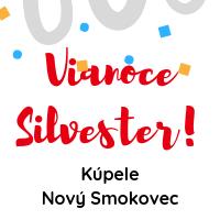 Silvester - kúpele Nový Smokovec