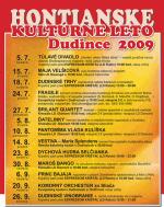Kultúrny program v Dudinciach