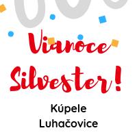 Silvester - kúpele Luhačovice