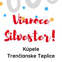 Silvester - kúpele Trenčianske Teplice