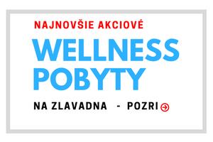 kupele, wellness pobyty